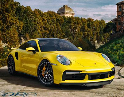 Porsche 911 Turbo S 992 2020