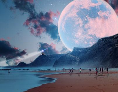 Beautiful world | music cover art