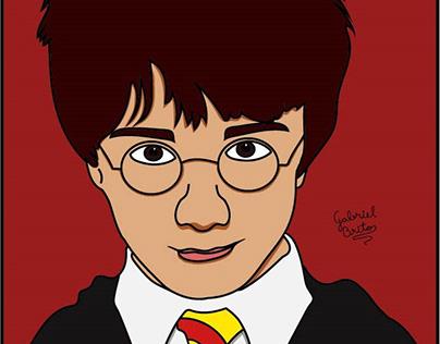 Ilustração - Harry Potter