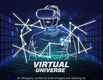 Virtual Universe | Simon Designs T.S.E