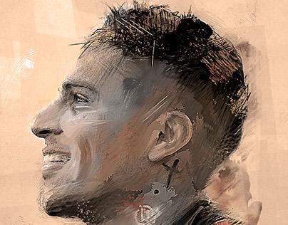 Paolo Guerrero - Flamengo 9