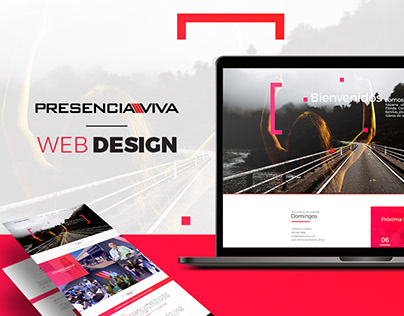 PRESENCIA VIVA | WEB DESIGN • WEB DEVELOPMENT