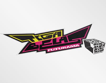 Logo Design for TigaBelas