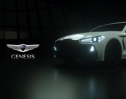 Genesis G70 2018 Unofficial