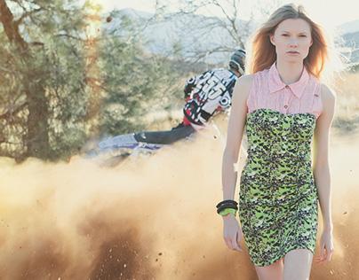 Desert Storm: Blisss Magazine