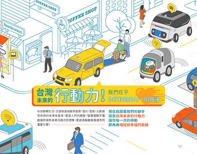 專案|台灣未來的行動力