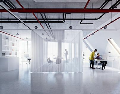 IT office in Kharkiv, Ukraine