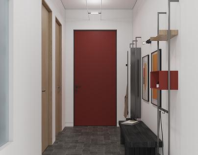 Hall visualisation