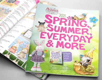 2021 Spring, Summer, Everyday & More Catalog