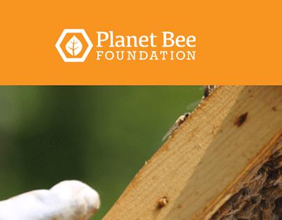 Plant Bee Foundation Brand Re-design