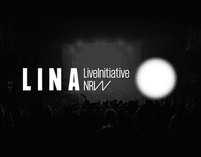 Visual Identity for LiveInitiative NRW