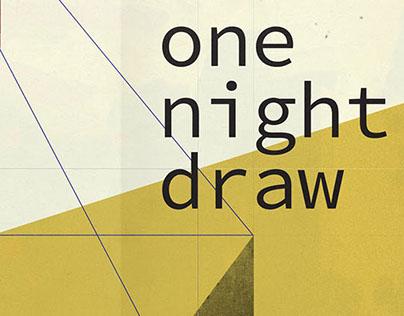 One Night Draw (2017)