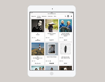 read me — digital magazines