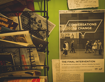 Conversations For Change - Projection and Intervention