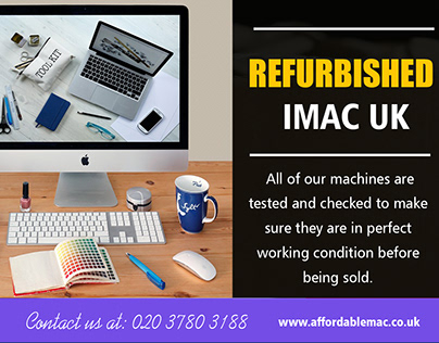 iMac for Sale UK
