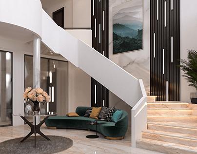 Entry & Staircase Design