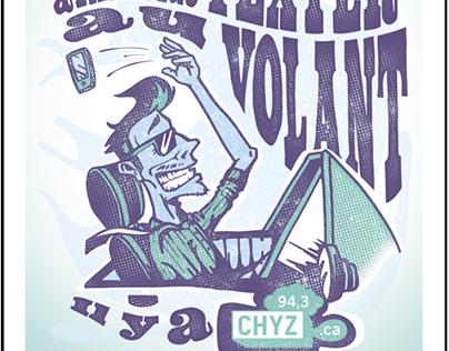 Campagne CHYZ 94,3