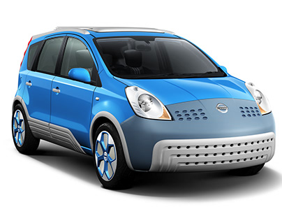 Nissan Note Adidas Concept