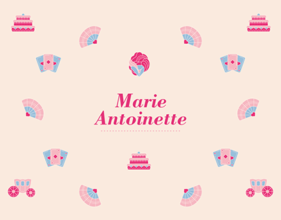 Marie Antoinette | Pictograms