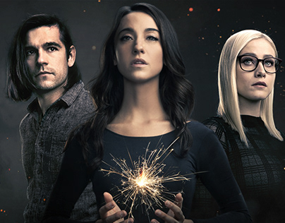 SYFY - The Magicians
