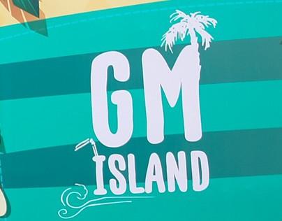 GM island event