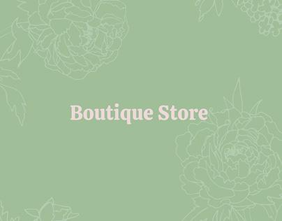 Boutique Store Setup - VM