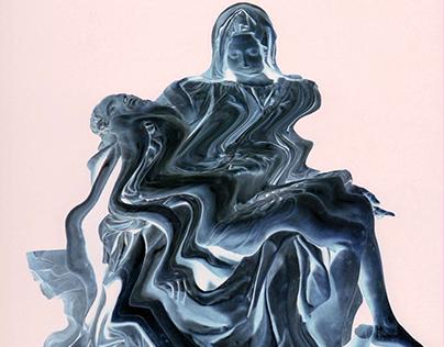 Statue of Glitch