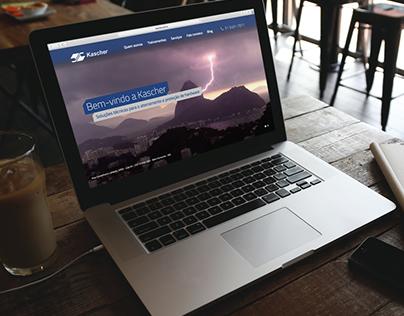Screenshot do projeto Prevenir Saúde