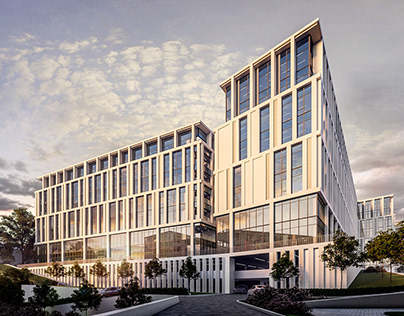 MINSK OFFICE MIXED USE COMPLEX