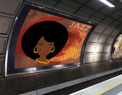 Affiche - Festival de Jazz