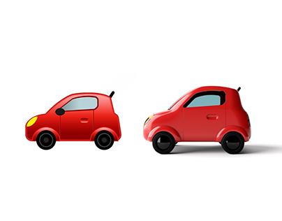 Emoji Cars