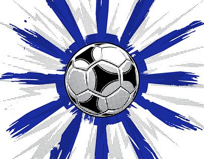 Vélez Sarsfield - T-Shirt design