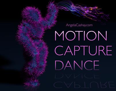 Motion Capture Dance: Hairy