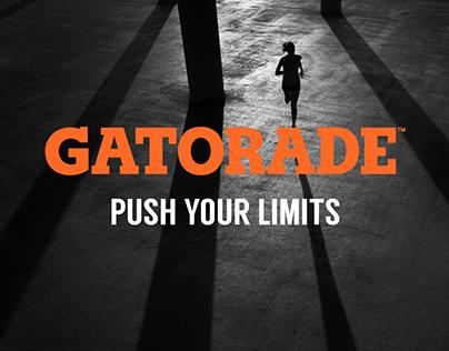 Gatorade - Push your limits