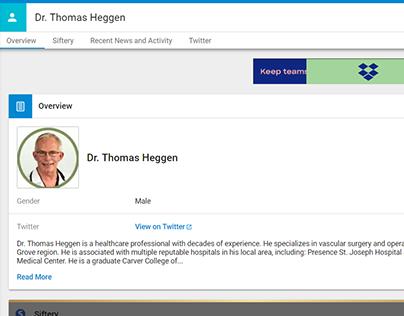 Dr. Thomas Heggen - Crunchbase