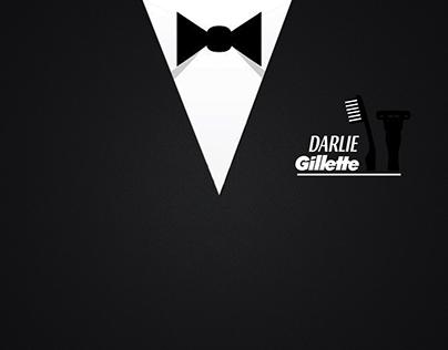Darlie x Gillette