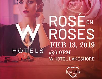 MLT Social Ad Rose on Roses