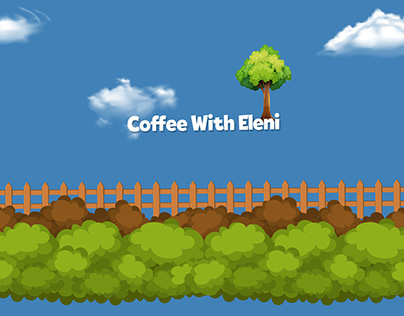 Coffee With Eleni (Personal Motion Design Intro)