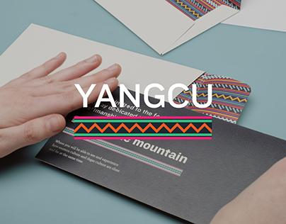 Yangcu - A Cultural Brand Identity