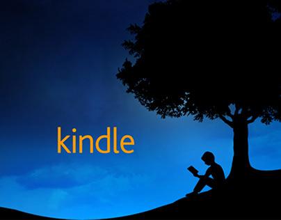 Amazon kindle | Copy AD