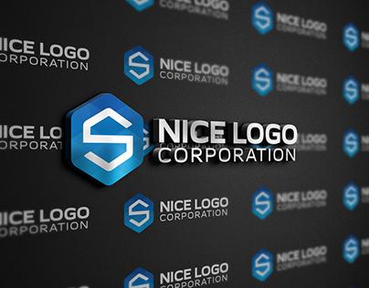 Indigo - S triangulated logo