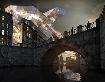 Futuristic Architectural Concept