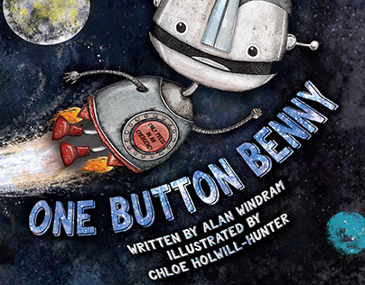 One Button Benny by Alan Windram