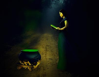 Hocus Phocus: Witch