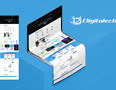 DiscoveriTech web Designs