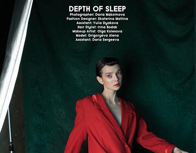 Depth of sleep