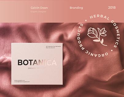BOTANICÁ | Organic products