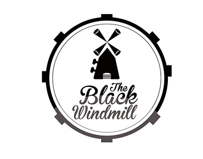 The Black Windmill Logo