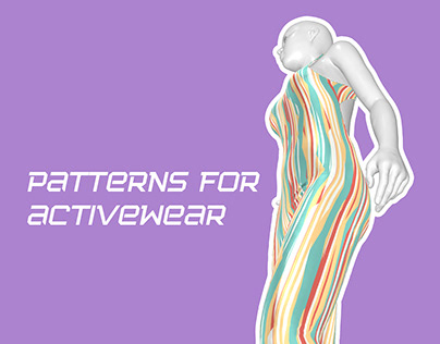 Patterns for activewear