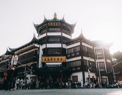 Day in Shanghai